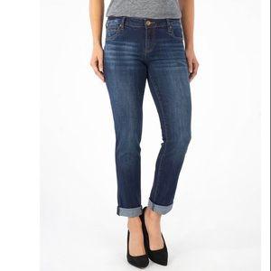 KUT frm Kloth Catherine Boyfriend Easy Wash Jeans